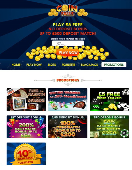 Online Slots Mobile Phone