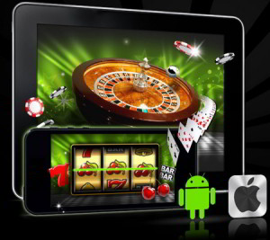Casino Mobile Application