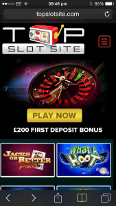 top-slot-sites-200-welcome-bonus