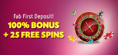 Casino deposit welcome bonus
