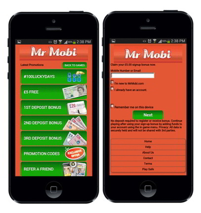 The Best casino games at Mr Mobi