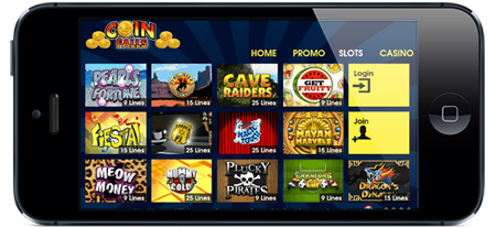Get Money Casino Android!